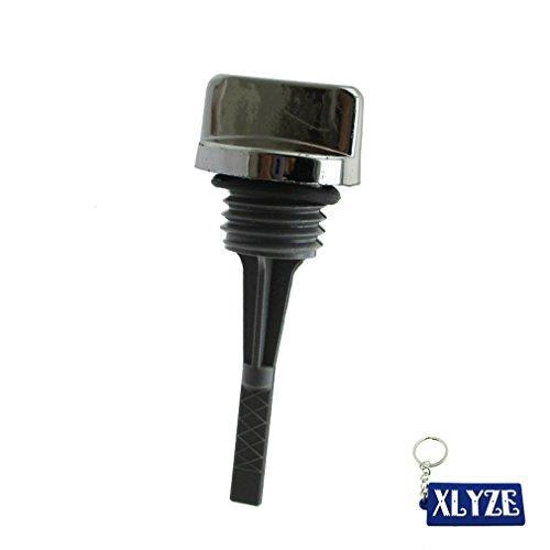 (XLYZE Short Oil Dipstick For 50cc 70cc 90cc 110cc 125cc Pit Dirt Bike ATV Quad Go Kart Lifan)