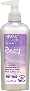 Desert Essence Baby Lotion, 6 oz