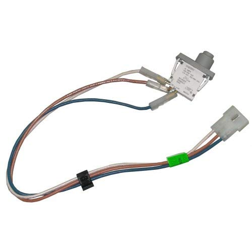 (Whirlpool 8283288 Dryer Door Switch with Wire)