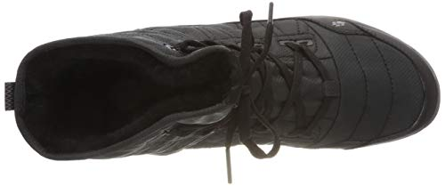 Boot Insulated W Casual Hiking Jack Women's Shoe Wolfskin Portland Lightweight Comfort Black nYxgqgEZw