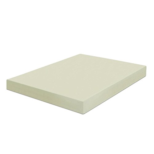 Best Price Mattress 6 Memory Foam Mattress And 14 Premium Steel Bed Frame Foundation Set Twin
