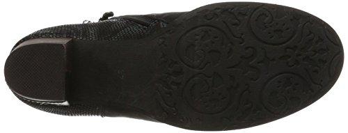 Laura Vita Women's Anna 01 Boots, Black Black (Black)