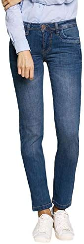 BlueFire Damen Jeans Nancy Slim Fit Blue (82) 32/32