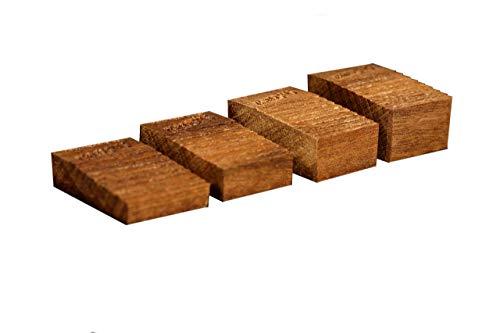 Floyd Rose Floating Tremolo Set Up Blocks - Trem Wedge (Luthier Set 1/4