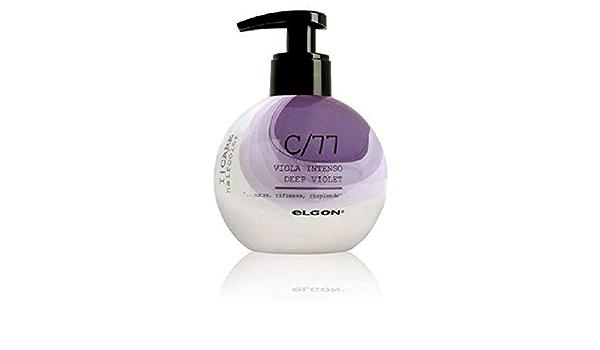 Elgon Haircolor I Care C/77 Violeta Intenso 200 ml: Amazon.es ...