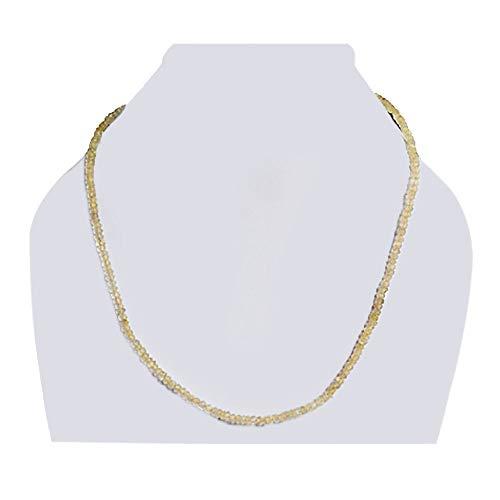 Ravishing Impressions Beautiful 4 MM Natural Golden Rutile Gemstone Strands Beads, Faceted Cut, Roundel Beads, Handmade, Women Jewellery FSJ-693
