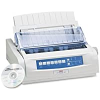 Oki 62418701 Microline 420 Dot Matrix Printer