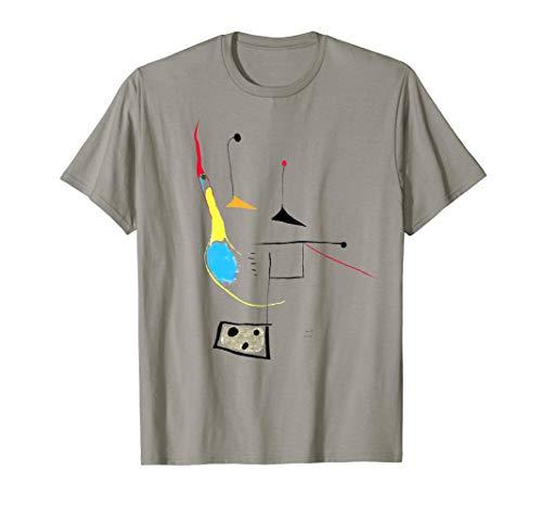 - Joan Miro, Painting On White Ground 1927. T Shirt, Artwork