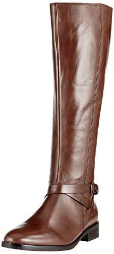Brown Boots Sport Micro Comfort Whisky Women's High Gabor 52 xqTzXwC