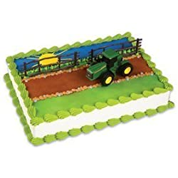 John Deere Cake Topper Decorating Kit by Bakery Crafts
