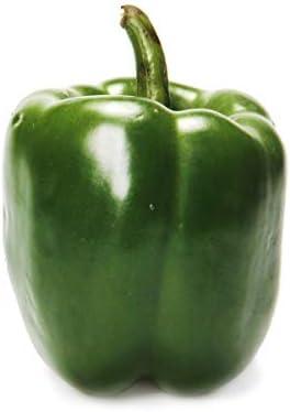 Green Bell Pepper Organic, 1 Each
