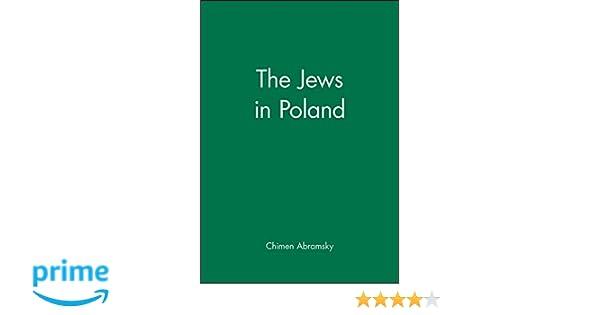 Amazon the jews in poland 9780631165828 chimen abramsky books fandeluxe Gallery