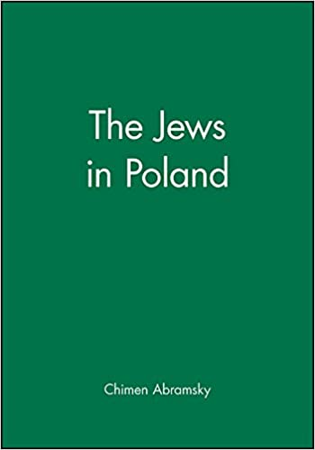 Amazon the jews in poland 9780631165828 chimen abramsky books the jews in poland revised edition fandeluxe Gallery