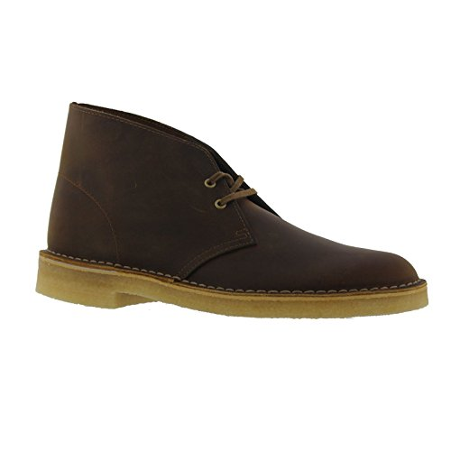 clarks-original-mens-desert-beeswax-leather-boots-12-us