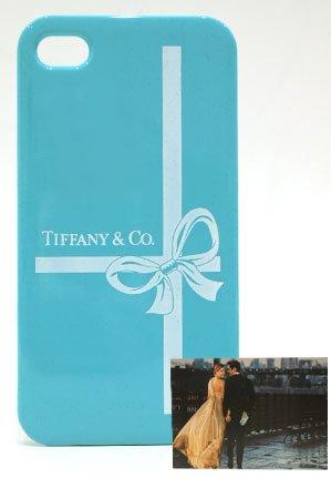 low priced cf70a f5fac TIFFANY&Co./ティファニー iPhoneケース【1】リボン(ライン)(iPhone4&4S専用ケース)