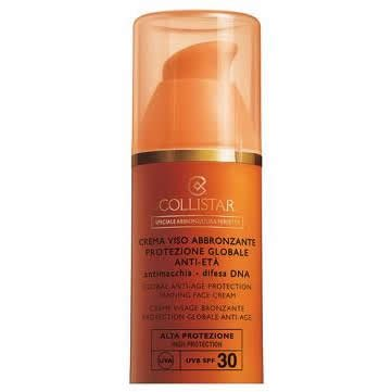 Collistar PERFECT TANNING antiage face cream SPF30 50 ml by Unknown