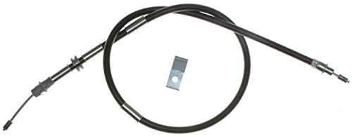 - ACDelco 18P2075 Professional Rear Driver Side Parking Brake Cable Assembly