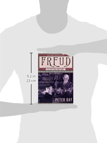Freud a life for our time peter gay 9780393328615 amazon books fandeluxe Gallery