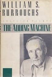 The Adding Machine, Signed 1st Edition