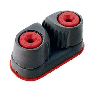 Harken Ball Bearing Cam-Matic Cleats, cam-matic alum cam cleat (1/2inrope)