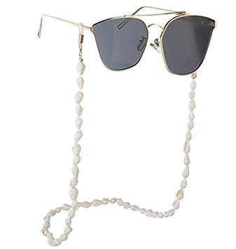 Concha Colorear de Metal para Gafas diseño de Cadena Cuerda ...