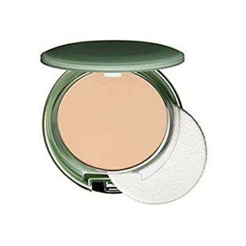 New Item CLINIQUE PERFECTLY REAL FOUNDATION 0.42 OZ CLINIQUE PERFECTLY REAL COMPACT MAKEUP SHADE 102 .42 OZ