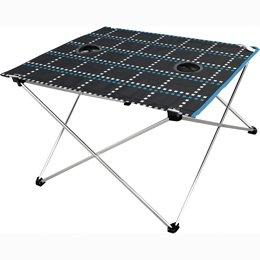 【まとめ 4セット】 ノルコーポレーション ポータブルテーブル17SS ベイロープチェック TZZ0701   B07KNTT2RQ
