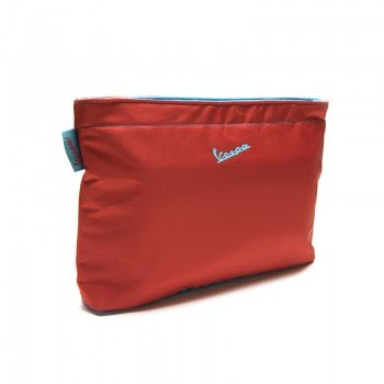 Red 32 cm Vespa Vpsn43 Messenger Bag
