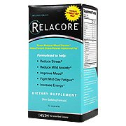 Relacore force maximale stress