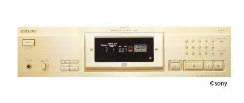 SONY CDP-XA7ES CDプレーヤー   B004LGL3BY