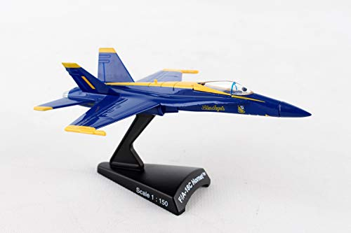 (Postage Stamp F/A-18C Hornet Blue Angels 1/150)