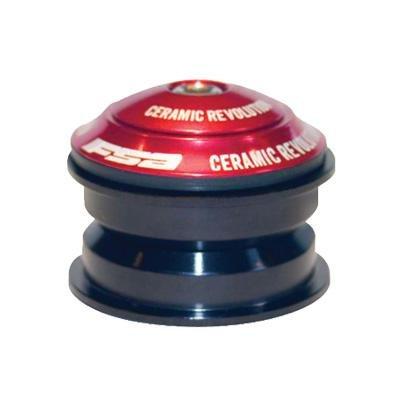FSA Orbit CF Integrated Headset with Ceramic -