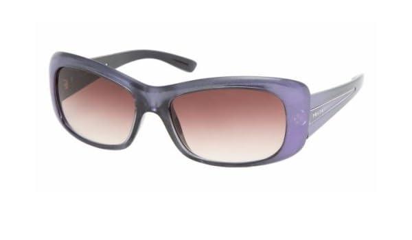 a1b73f6575f4 Amazon.com: Prada Fashion Sunglasses SPR/04L/7ZO4V1/57/135:  Crystal-Bilberry/Violet Gradient: Clothing