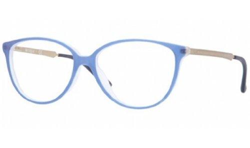 Vogue VO2866 Eyeglasses-2171S Top Matte Blue - Vogue Prices Eyewear