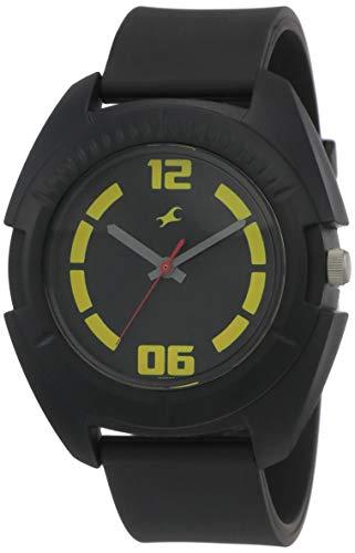Fastrack Casual Analog Black Dial Men's Watch -NM3116PP03 / NL3116PP03