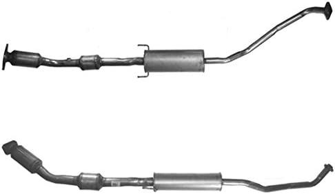 Bm Catalysts BM91439H Catalytic Converter