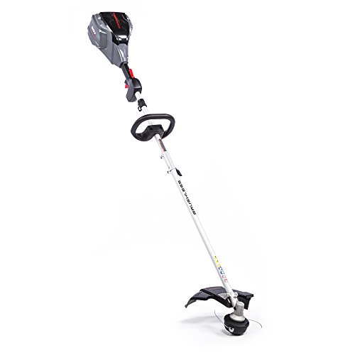 POWERWORKS 60V 14-inch Brushless Attachment Capable String Trimmer, Battery Not Included ST60L01PW