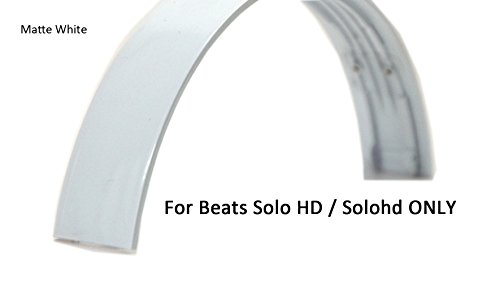 Replacement Top Headband Pad Cushions Repair Parts for Beats Solo HD Wired On-Ear Headphone