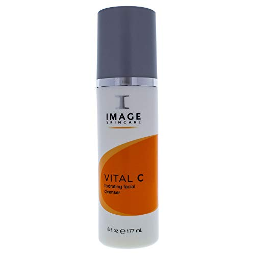 Image Skincare Vital C Hydrating Facial Cleanser, 6 Fl Oz (Image Vitamin C Hydrating Mask)