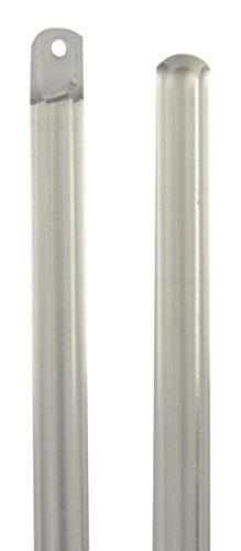 MEGAWANDS 3 Pack Clear Replacement Blind Wand - 48