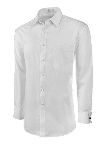 dress shirts that need cufflinks - 4