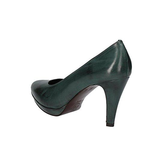 Calpierre , Damen Pumps grün grün