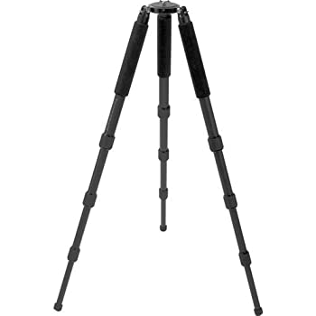 Feisol Tournament CT-3442 Rapid 4-Section Carbon Tripod - Supports 55 lbs