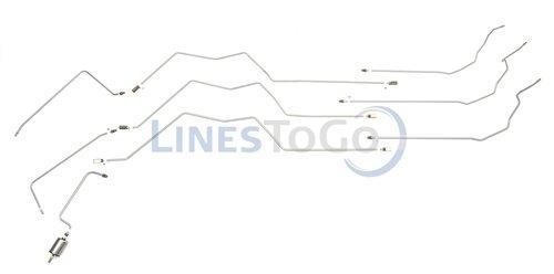Fine Line Fuel Line Set Fits Chevrolet Malibu
