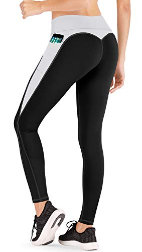 01ddab78fb IUGA High Waist Yoga Pants with Pockets, Tummy Control, Workout Pants for  Women 4