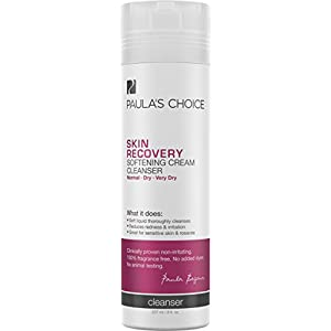 Paula's Choice--SKIN RECOVERY Cleanser--for Extra Sensitive, Redness and Rosacea Prone Facial Skin, Normal to Very Dry Skin--1-8 oz Bottle