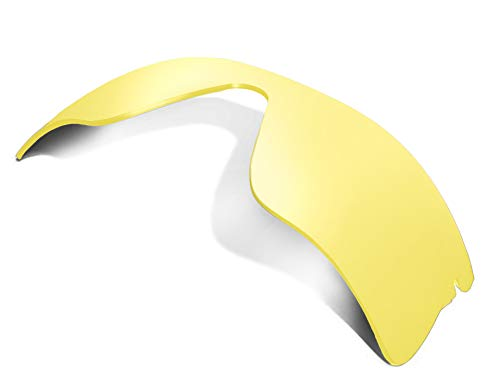 (Replacement Lenses Compatible with OAKLEY Radar Range Hi Intensity)
