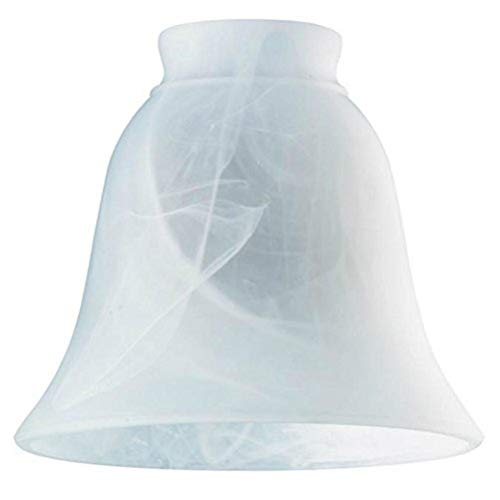 Westinghouse Lighting  8127200 Corp 4-3/4-Inch Milky Scavo Shade