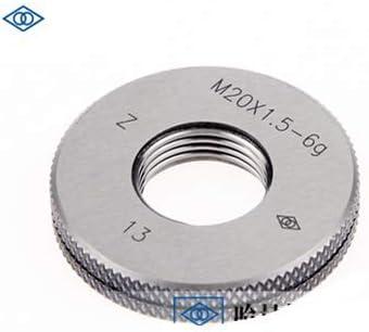 GLTL British units UN Thread Ring gage 2A NTC Thread gauge High hardness 58-65hrc heat treatment 5//8-11UNC 2A