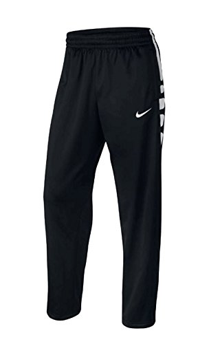 Nike Mens Elite Stripe Pant Black/White Size Medium